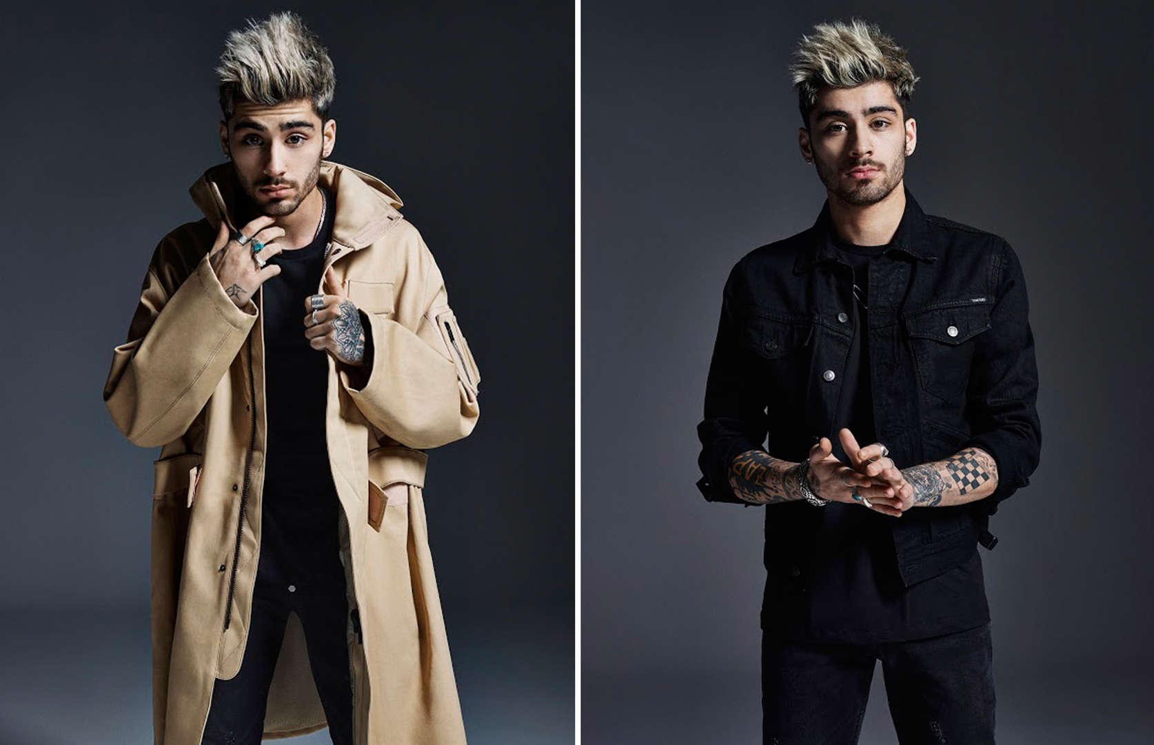 5e5300efe Zayn Malik: highs and lows of the singer's career