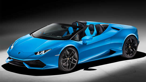 History Of Lamborghini In Pictures