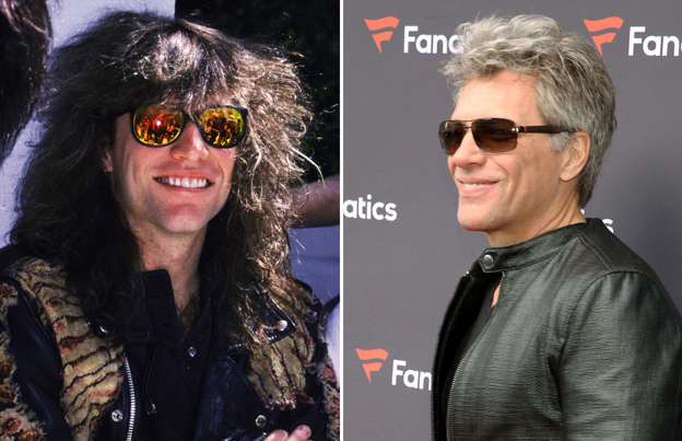 80s Rock Gods: Then and Now