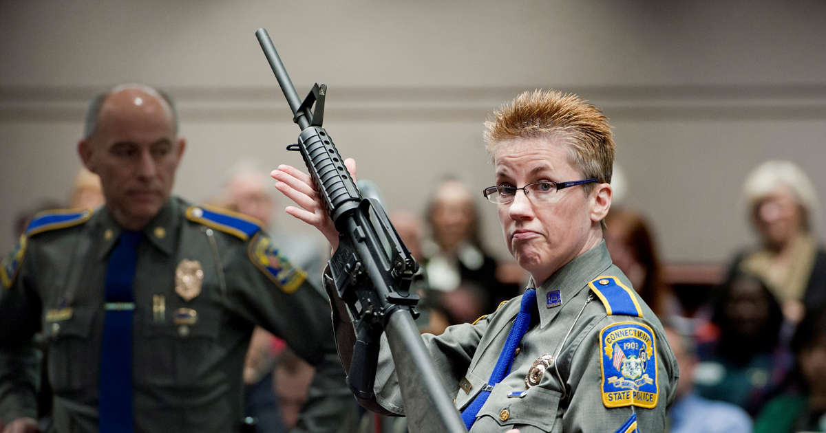 Supreme Court refuses to block lawsuit against gun manufacturer brought by Sandy Hook families