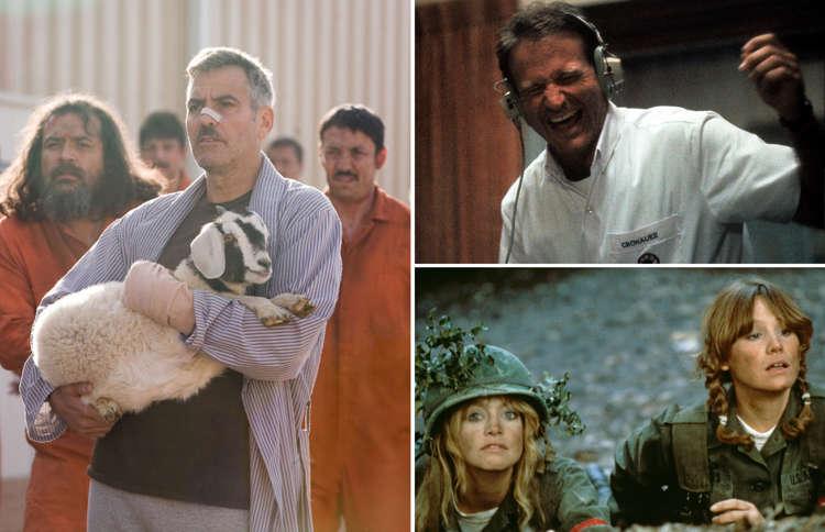 23 Of The Funniest War Comedies