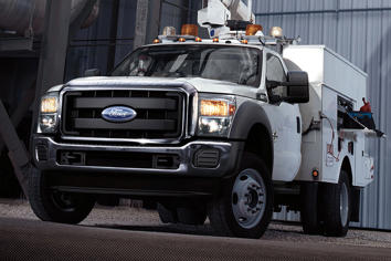 2016 Ford F 450 Super Duty Chis Cab