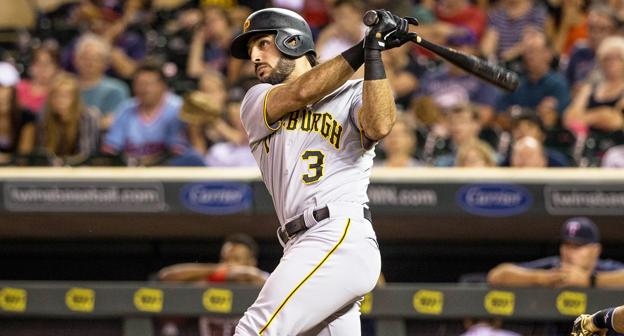 Sean Rodríguez #3 News, Stats, Photos - Pittsburgh Pirates