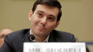 "Martin Shkreli, former CEO of Turing Pharmaceuticals LLC, prepares to testify before a House Oversight and Government Reform hearing on ""Developments in the Prescription Drug Market Oversight"" on Capitol Hill in Washington February 4, 2016."