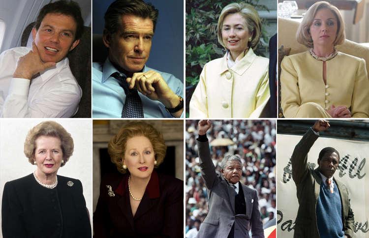 本物に似ている!?実在の政治家を演じた俳優たち
