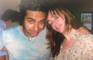 "Lucy DeCoutere and Jian Ghomeshi and shown together in 2003 in this exhibit photograph from Ghomeshi's trial. The unearthing of 13-year-old emails in an attempt to discredit a woman accusing Jian Ghomeshi of sexual assault underscores the growing importance of ""digital debris"" in criminal and civil trials, experts say."