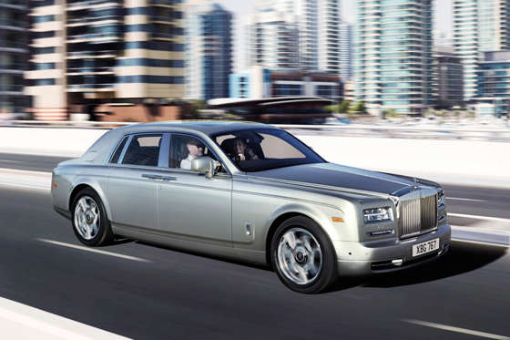 2016 Rolls Royce Phantom Overview Msn Autos