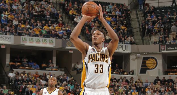 Myles Turner #33 News, Stats, Photos - Indiana Pacers - NBA - MSN Sports