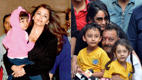 Bollywood Stars Posed With Their Kids CUTE Moments