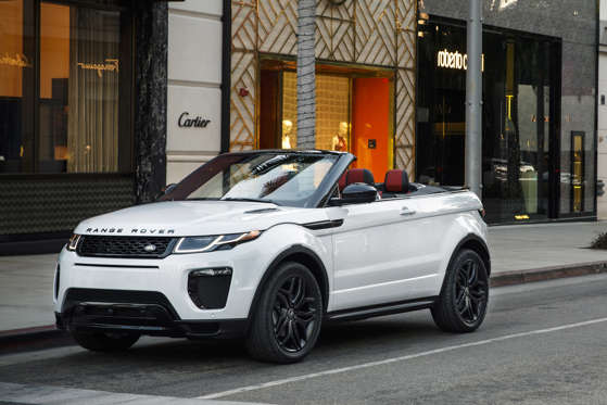 2017 Land Rover Range Rover Evoque Photos And Videos Msn Autos