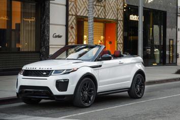 2017 Land Rover Range Rover Evoque Se Interior Features Msn Autos