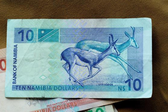 Slide 4 of 30: Namibia