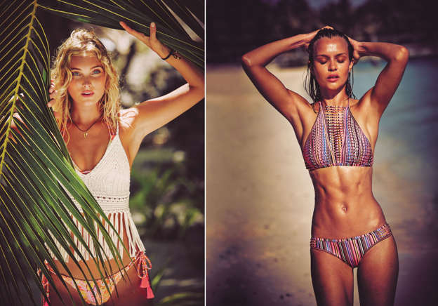 dc3f174d50ad3 Step inside the 2016 Victoria's Secret Swim collection