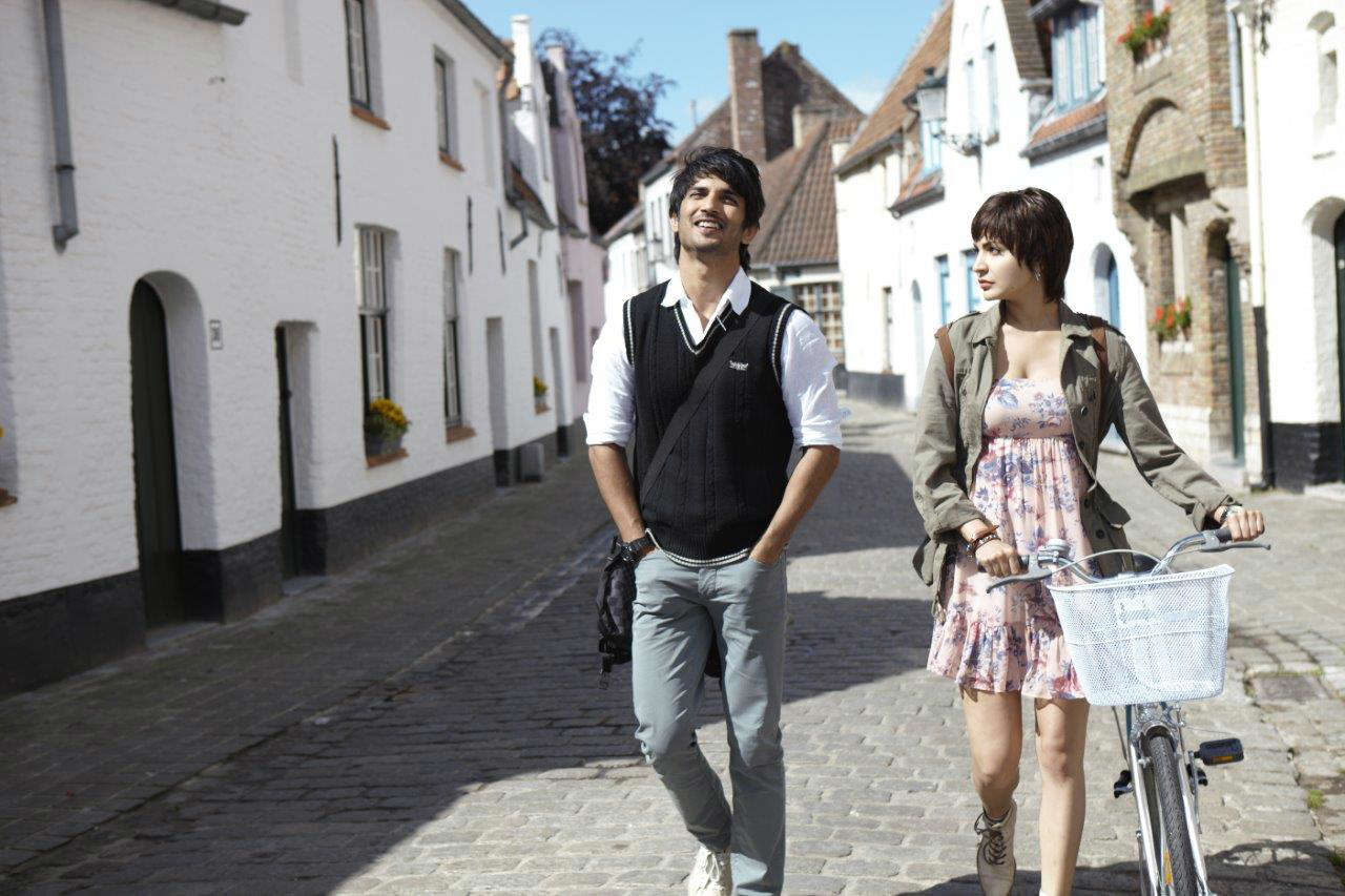 Bollywood films shot in Europe
