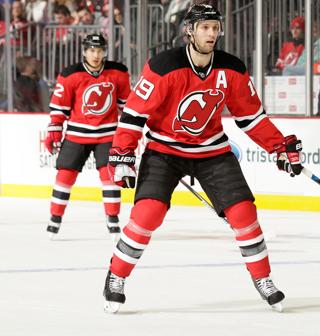 brand new cf5d1 e35ea Travis Zajac #19 News, Stats, Photos - New Jersey Devils ...