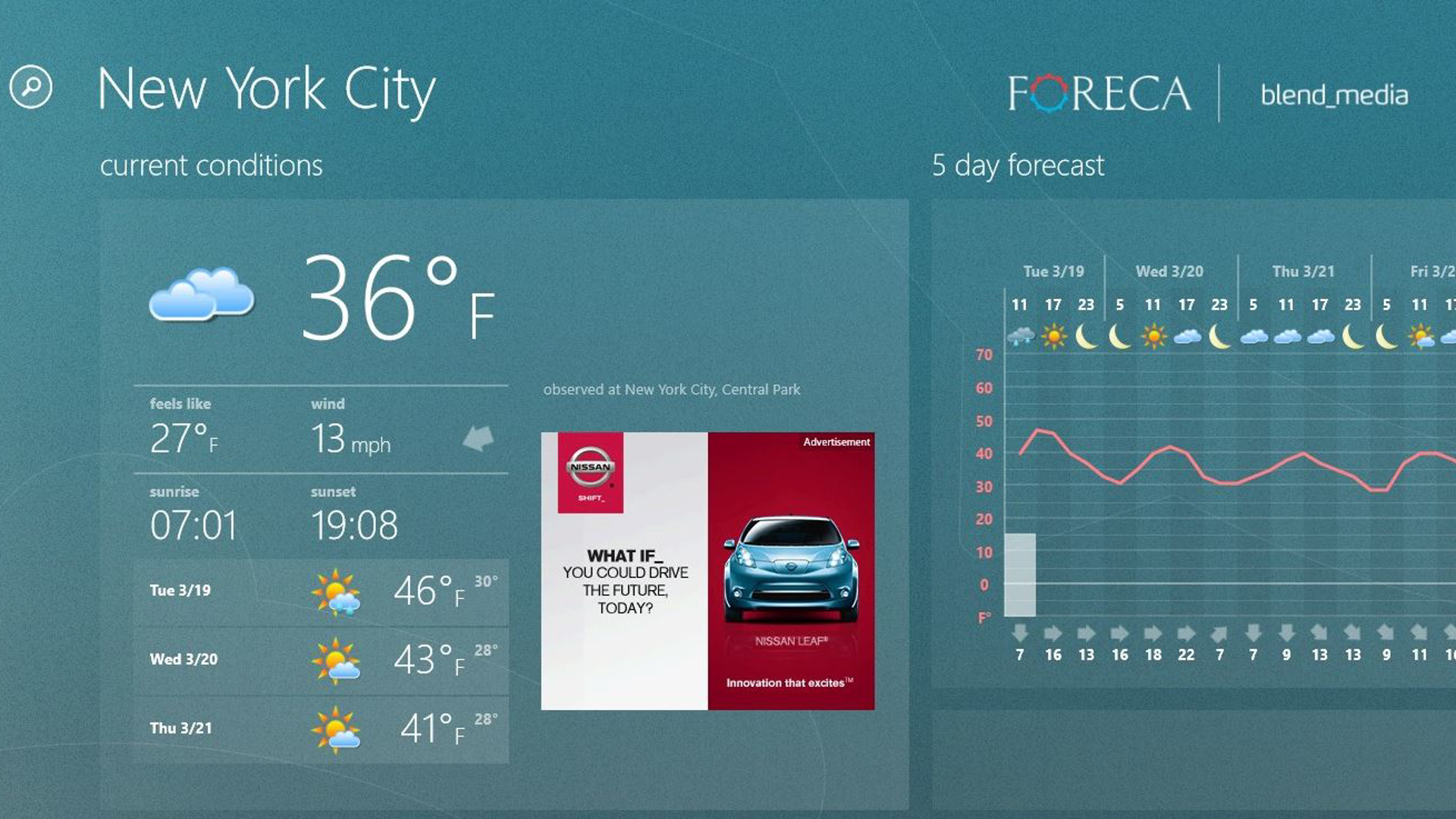 Top-rated weather apps for Windows 10