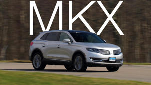 2016 Lincoln MKX Road Test