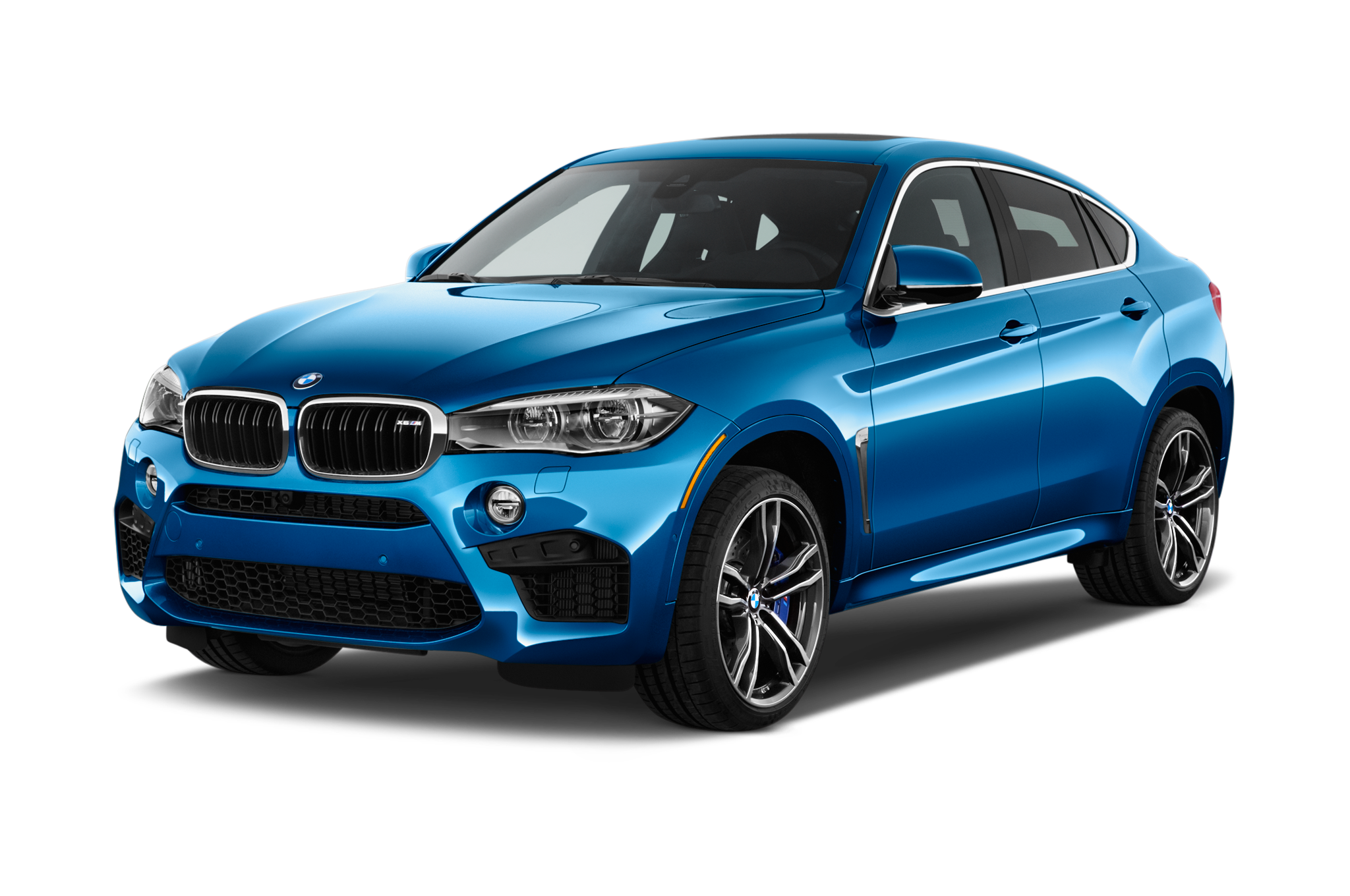 2015 BMW X6 M Overview