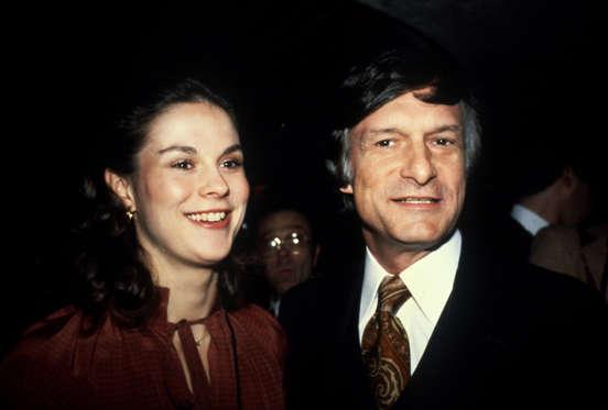 Slide 19 dari 28: Handing over reins of Playboy to daughter