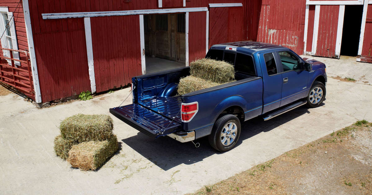 Ford recalls almost 1 5 mln F-150 pickups in North America
