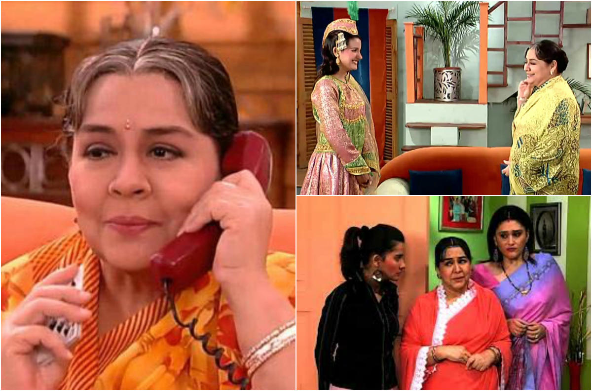 Slide 13 of 30: Memorable Characters on Indian TV