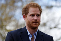 Great Britain's Prince Harry