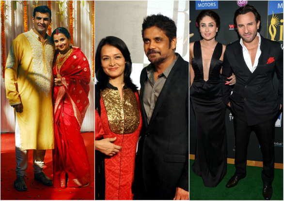 Celebs who married more than once