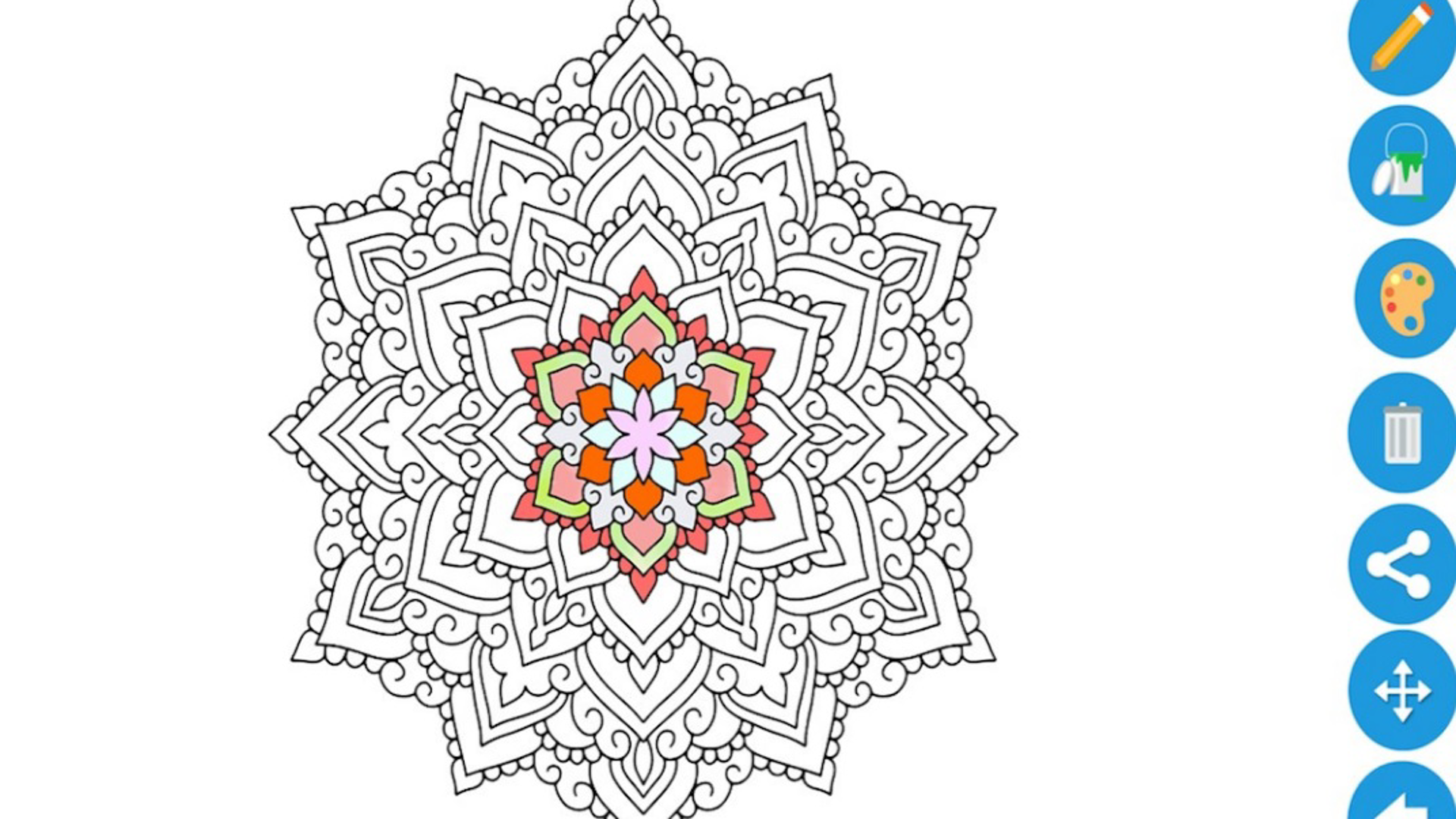 Essential apps for windows 10 Zen coloring book for adults app