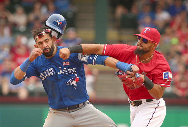Report: Blue Jays attempted to trade for Rougned Odor