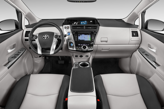 2017 Toyota Prius Interior >> 2017 Toyota Prius V Interior Photos Msn Autos