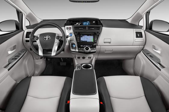 Slide 1 Of 11 2017 Toyota Prius V