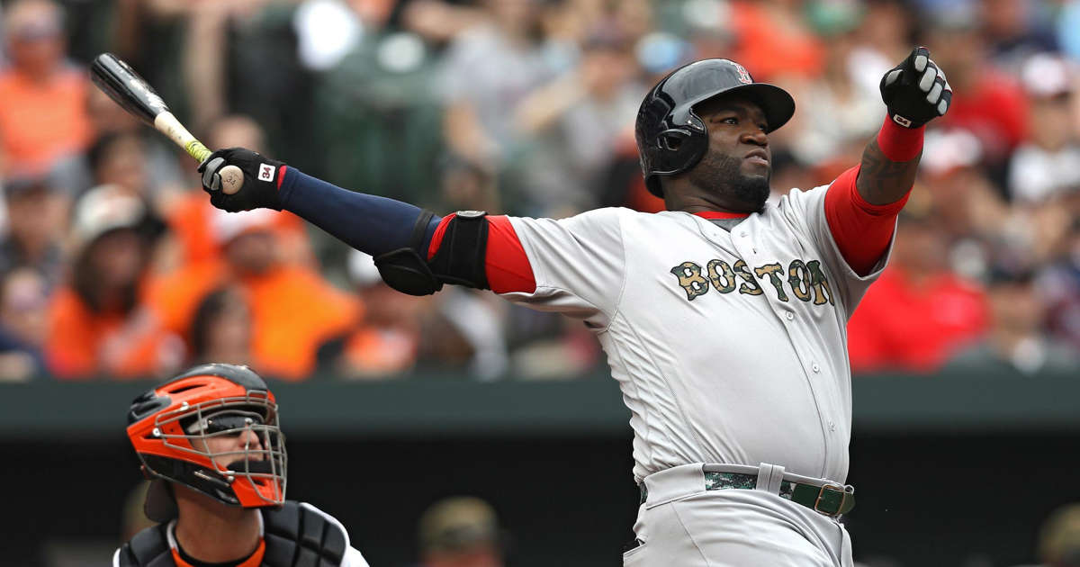 David Ortiz Shooting Suspect Charged With Drug Possession