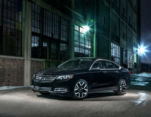 2016 Chevrolet Impala Cng 3Lt >> 2016 Chevrolet Impala Cng 3lt Photos And Videos Msn Autos