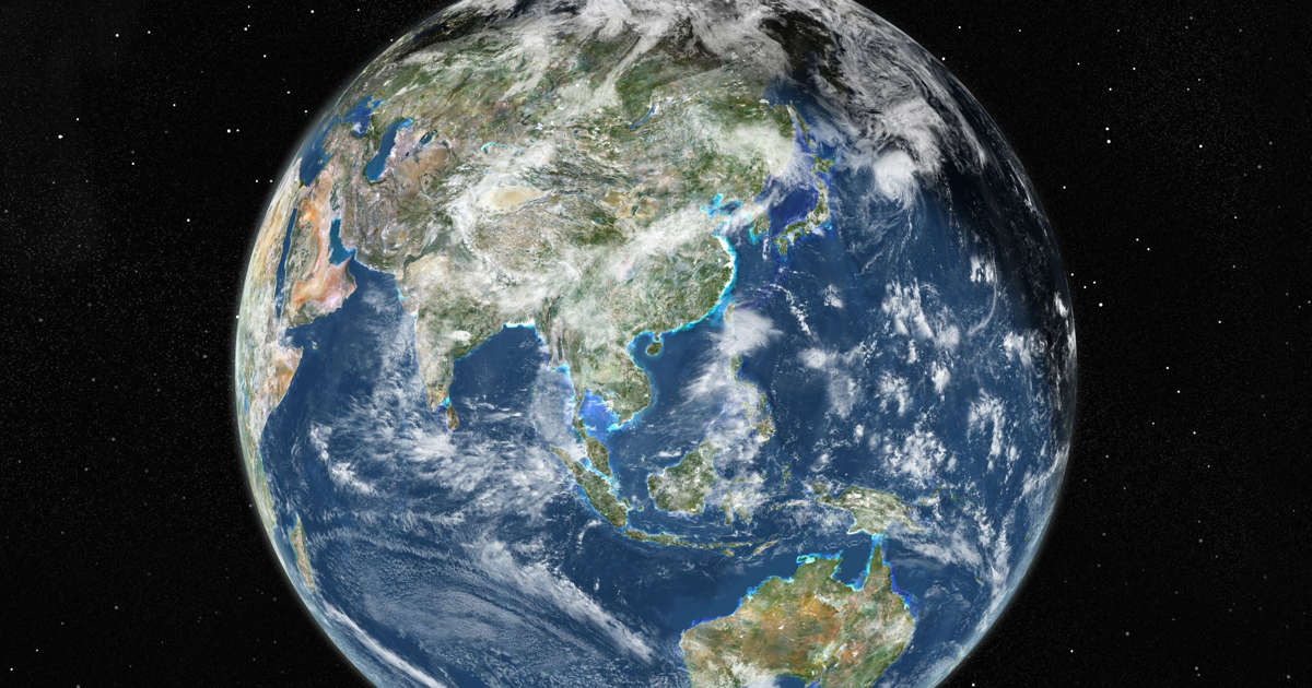 Satellite views of a changing world