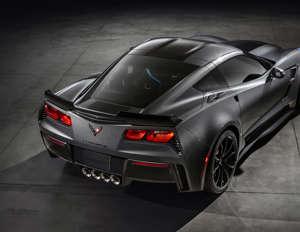 2017 Chevrolet Corvette Stingray >> 2017 Chevrolet Corvette Overview Msn Autos
