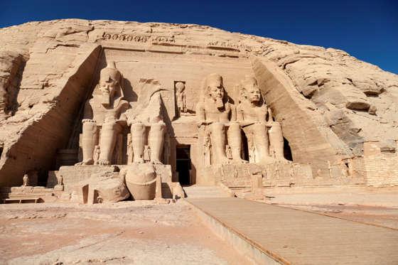 Διαφάνεια 27 από 27: Abu Simbel temples
