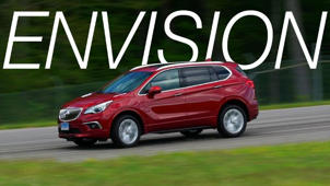 2016 Buick Envision Quick Drive