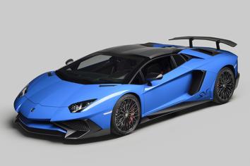 2017 Lamborghini Aventador Lp 750 4 Superveloce Pricing Msn Autos