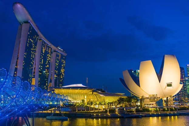 Διαφάνεια 18 από 21: Marina Bay Sands