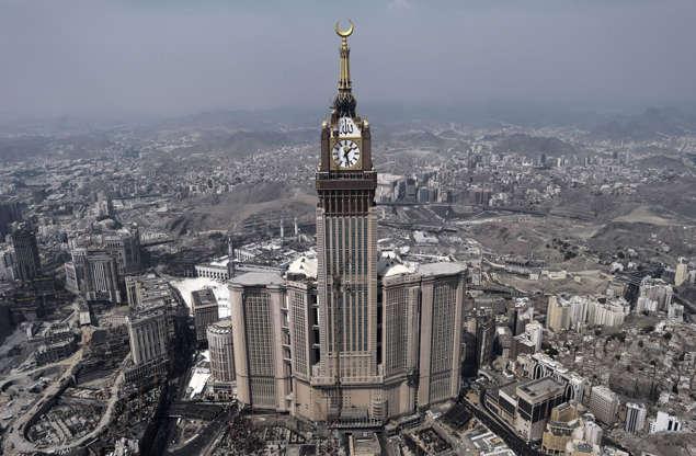 Διαφάνεια 20 από 21: Abraj Al-Bait Towers