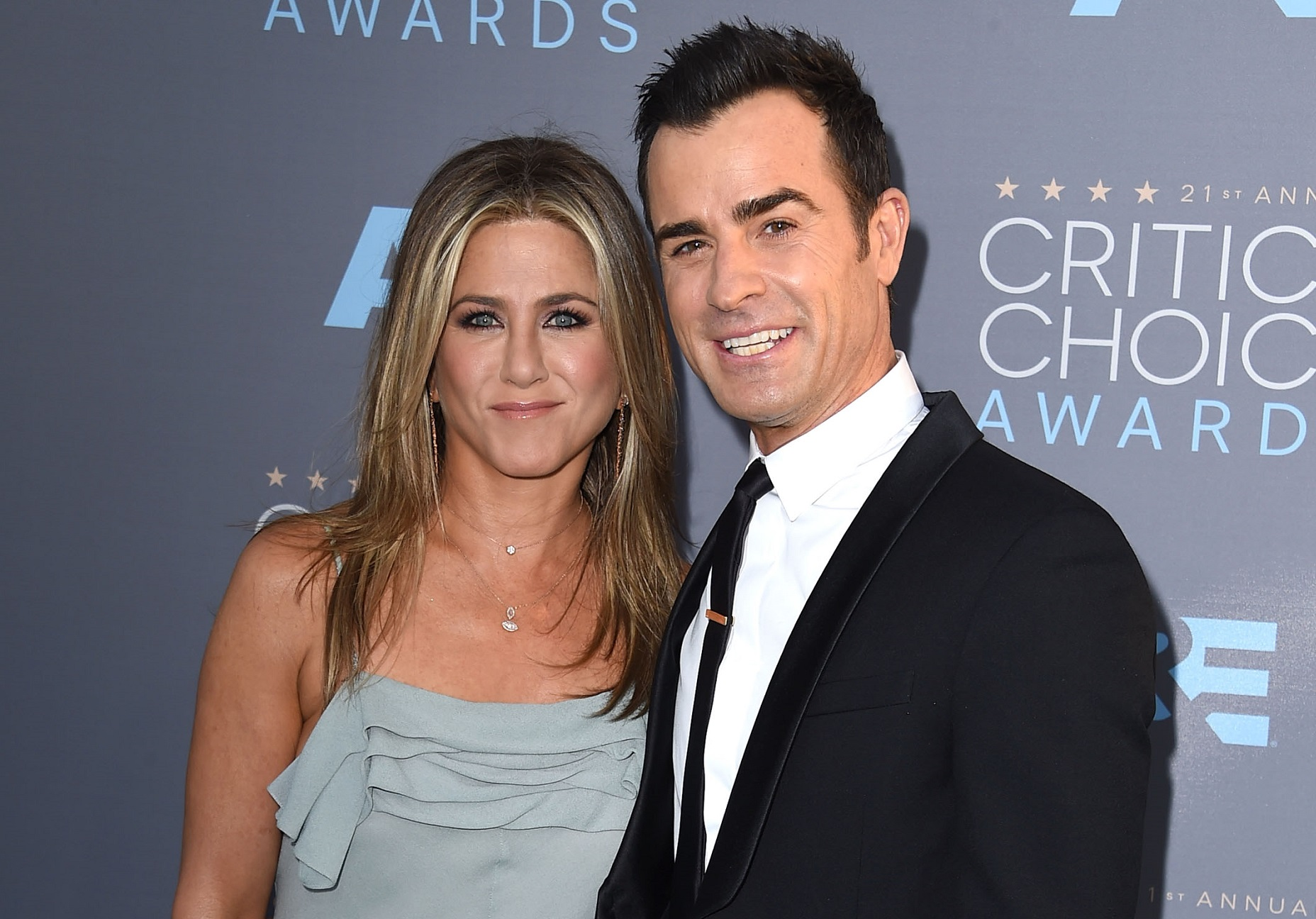 is Justin Theroux dating Jennifer Aniston Dating scan 5 dagen uit