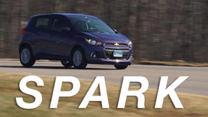 2016 Chevrolet Spark Road Test