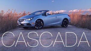2016 Buick Cascada Road Test