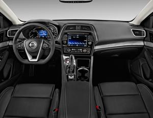 2017 Nissan Maxima 3 5 Sv Interior