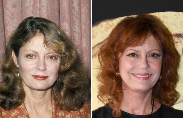 Actors in the 70-plus club