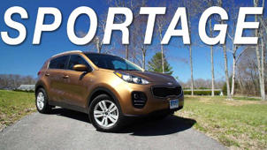 2017 Kia Sportage Road Test