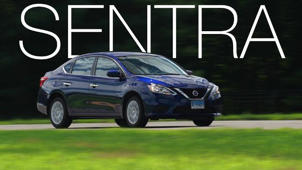 2016 Nissan Sentra Road Test