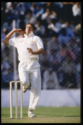 30 'greatest' fast bowlers of all time