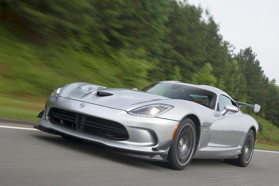 2017 Dodge Viper Srt Overview Msn Autos