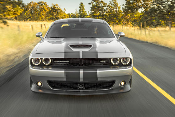 Challenger 2017 >> 2017 Dodge Challenger Overview Msn Autos